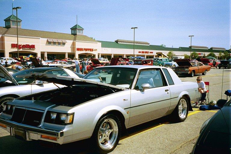 1984 - Buick, Regal t-type