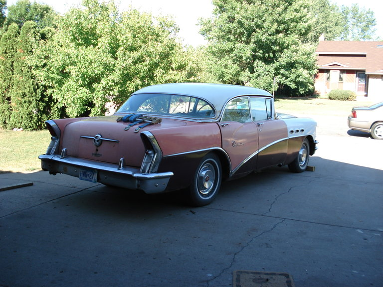1956 - Buick, Special