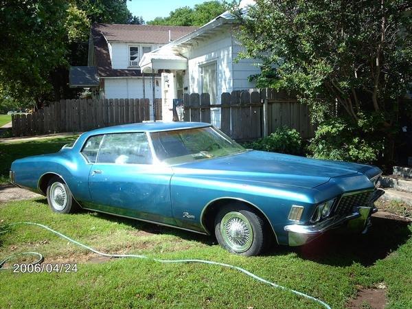 1972 - Buick, Rivera