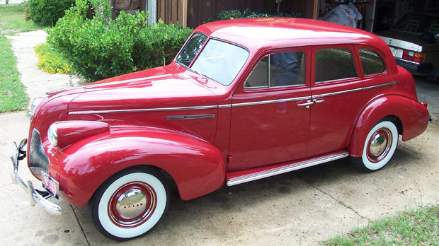 1939 - Buick, Special