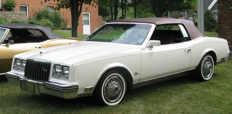 1982 - Buick, Riviera