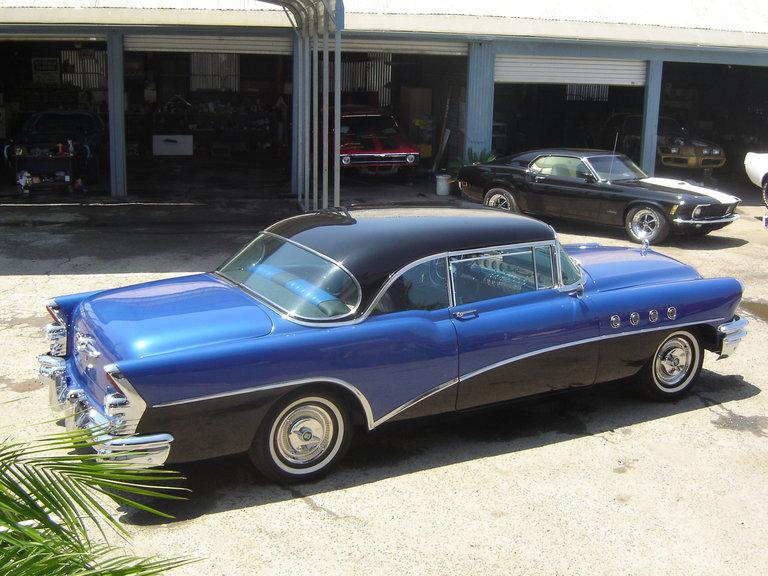 1955 - Buick, Super 56 R