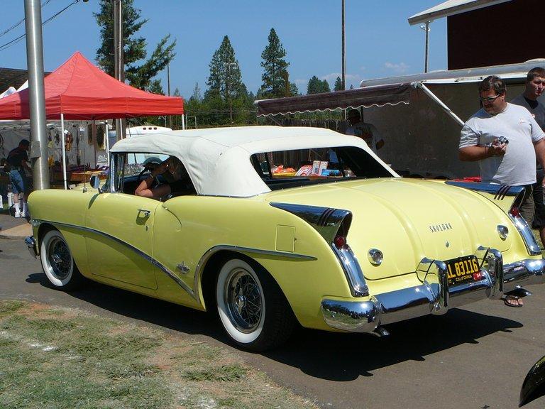 1954 - Buick, Skylark