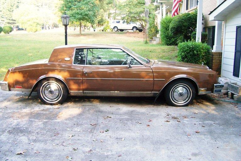 1979 - buick, riviera