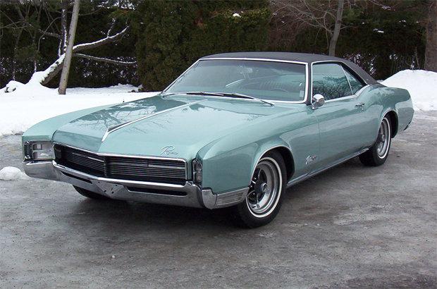 1967 - Buick, Riviera Gran Sport