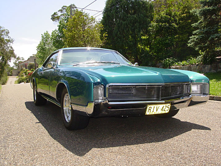1966 - Buick, Riviera