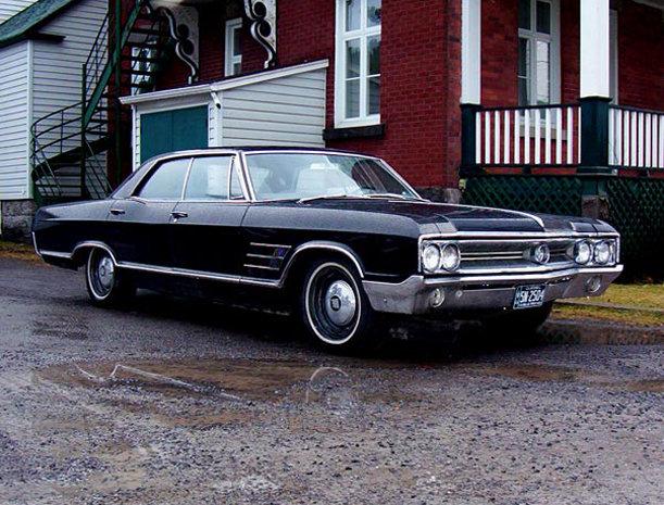 1965 - Buick, Wildcat Custom