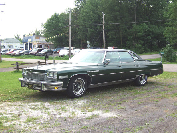 1975 - Buick, Electra Limited