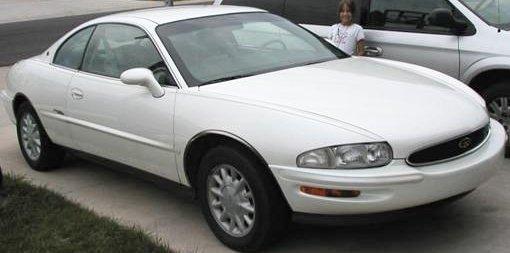 1998 - Buick, Riviera