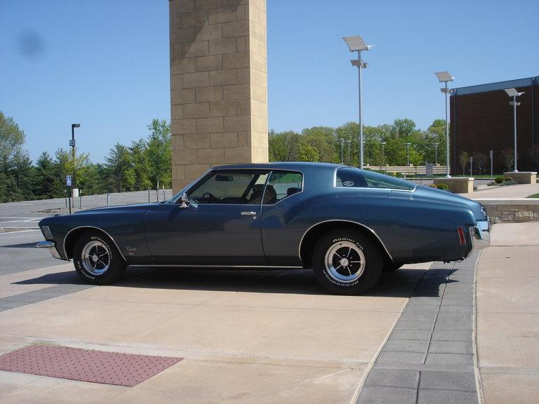 1971 - Buick, Riviera GS