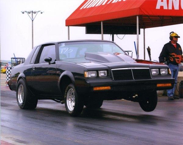 1986 - Buick, Regal