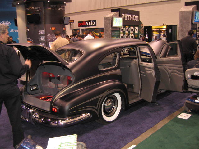 1946 - Oldsmobile A.C.E (ACHONGELECTRIC), A.C.E. Electric Low Rider