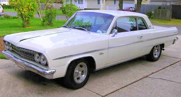 1963 - Oldsmobile, Cutlass [F85] Coupe