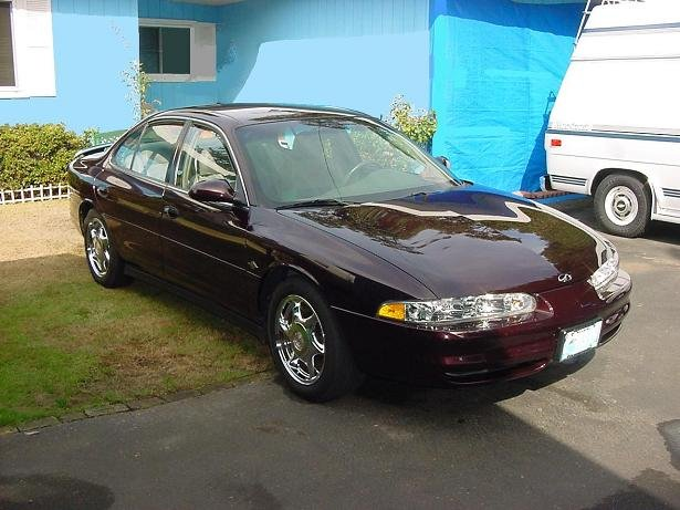 2002 - Oldsmobile, Intrigue