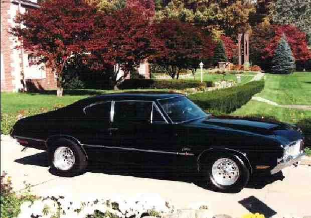 1970 - Oldsmobile, Cutlass S Sport Coupe