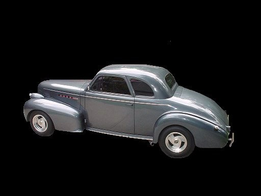 1939 - Oldsmobile, Business Coupe