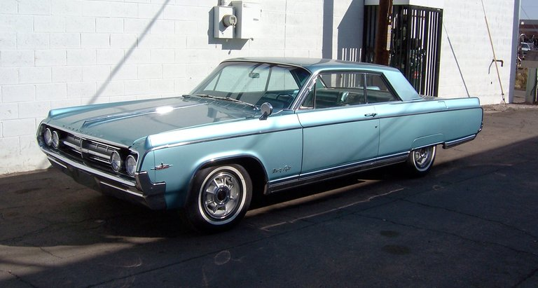 1964 - Oldsmobile, 98 Sport Coupe