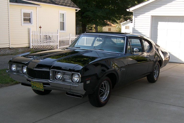 1968 - Oldsmobile, F-Eighty Five  W-31