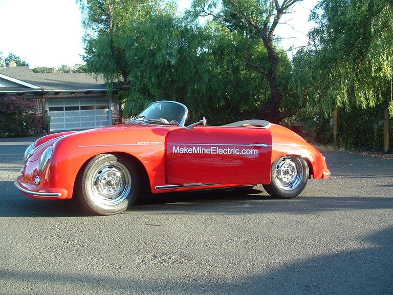 1956 - Porsche, E-Speedster