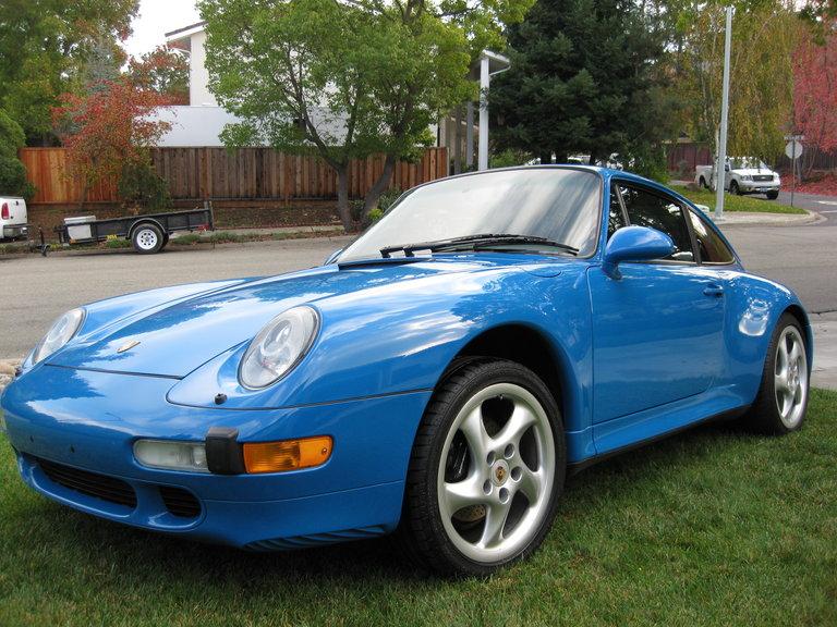 1997 - Porsche, 911 Carrera 2s
