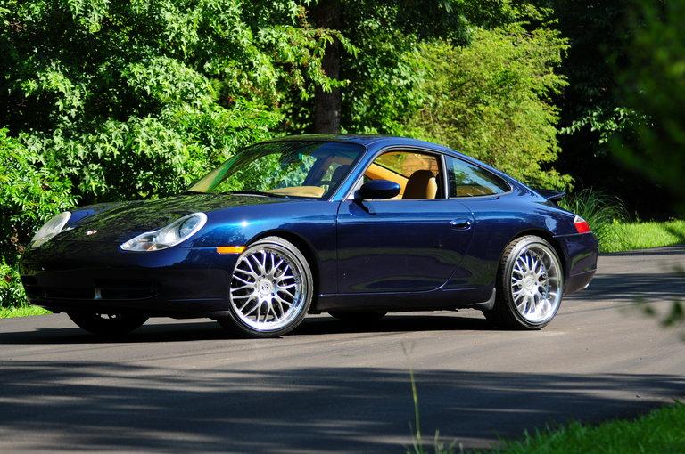2000 - Porsche, Carrera C2