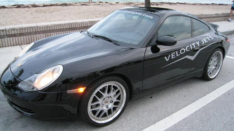 1999 - Porsche, Carrera 4