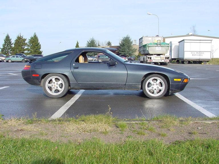 1988 - Porsche, 982 S4