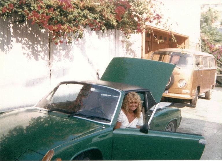 1974 - Porsche, 914