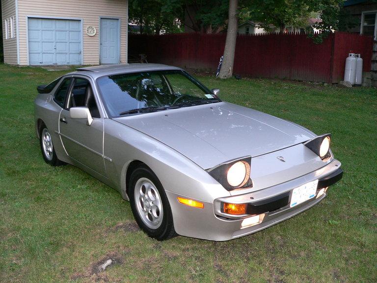1988 - Porsche, 944S