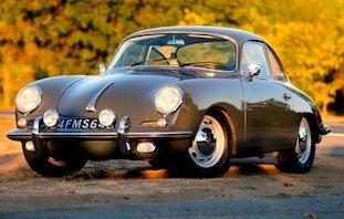 1965 - Porsche, 356 SC Coupe