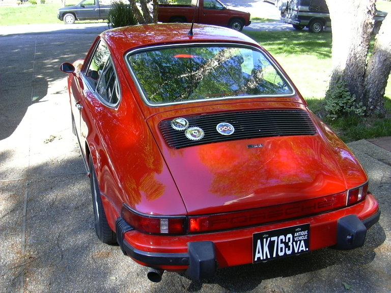 1974 - Porsche, 911