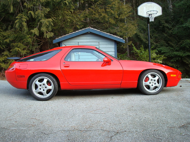 1993 - porsche, 928 GTS