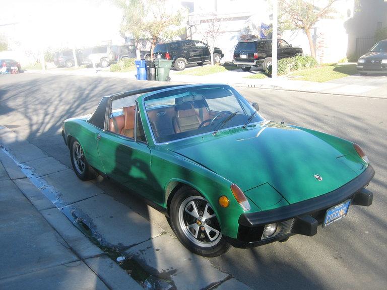 1974 - Porsche, 914 2.0