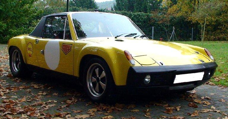 1970 - Porsche - Select...