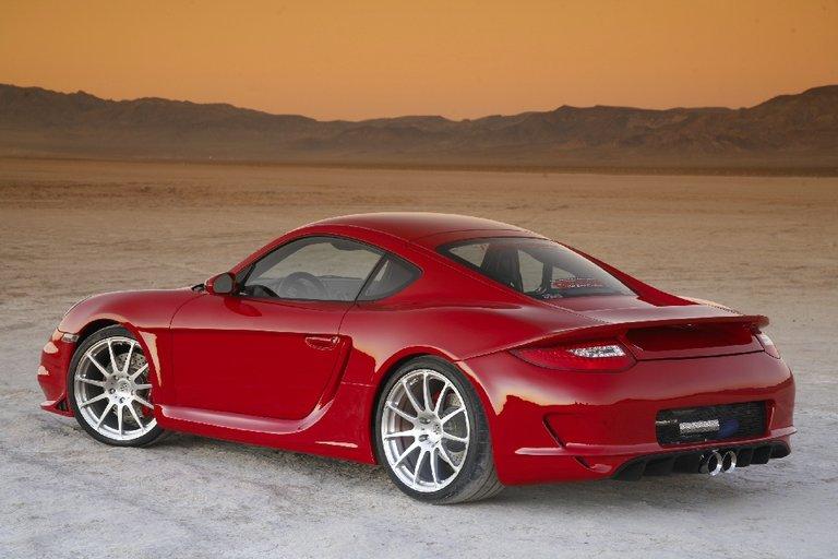 2007 - Porsche - Porsche