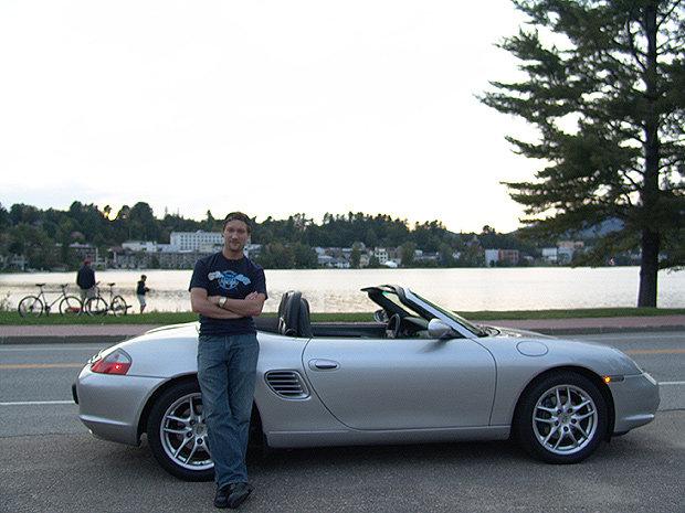 2004 - Porsche, Boxster