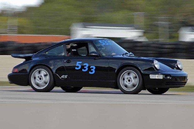 1993 - Porsche, RS America