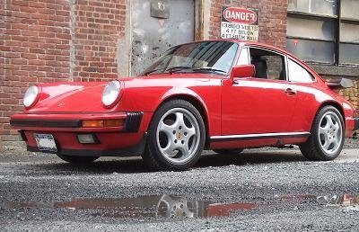 1989 - Porsche, 911 Carrera