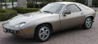 1979 - Porsche, 928