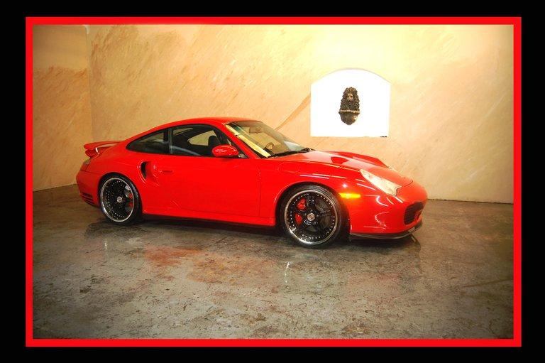 2001 - Porsche, 996 Twin Turbo