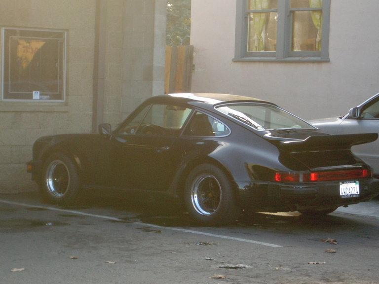 1976 - Porsche, 930 Turbo Carrera