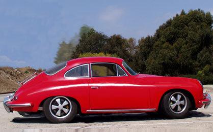 1964 - Porsche, 356C