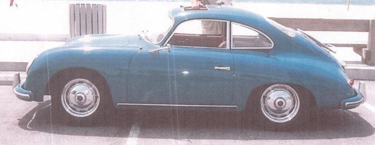 1956 - Porsche, 356A