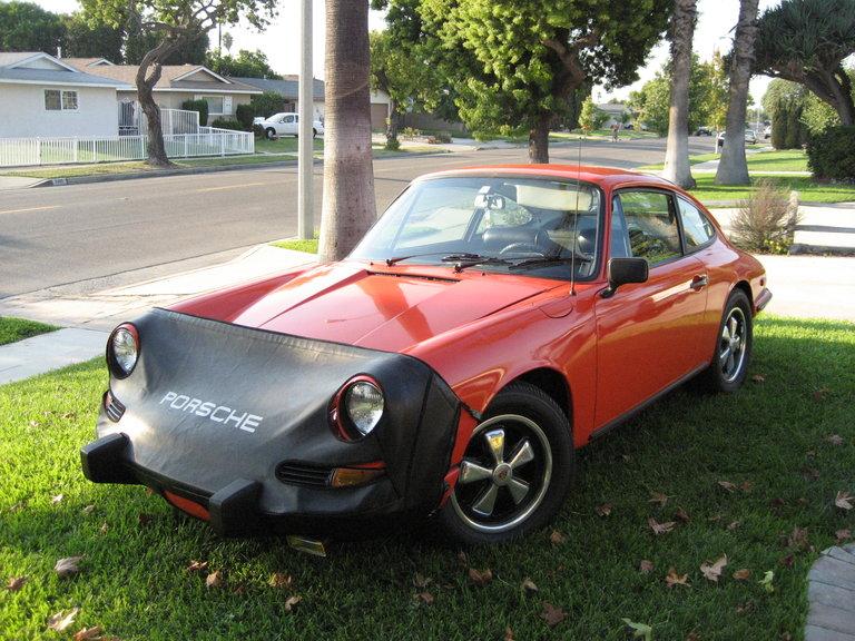 1968 - Porsche, 912