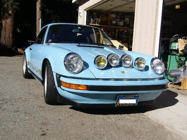 1974 - Porsche, Carrera