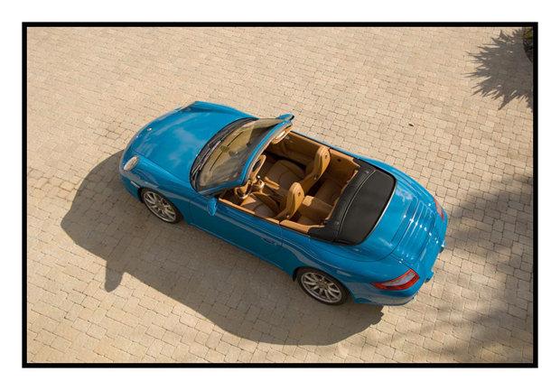 2006 - Porsche, Carrrera S Cabriolet