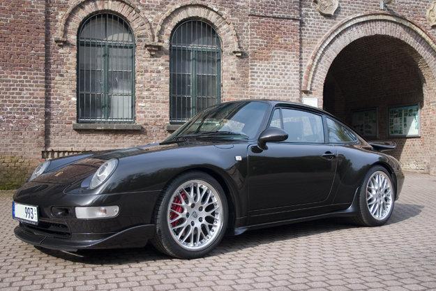 1994 - Porsche, 993