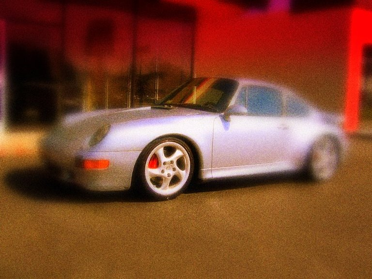 1996 - Porsche, Turbo