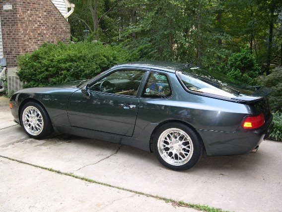 1995 - Porsche, 968