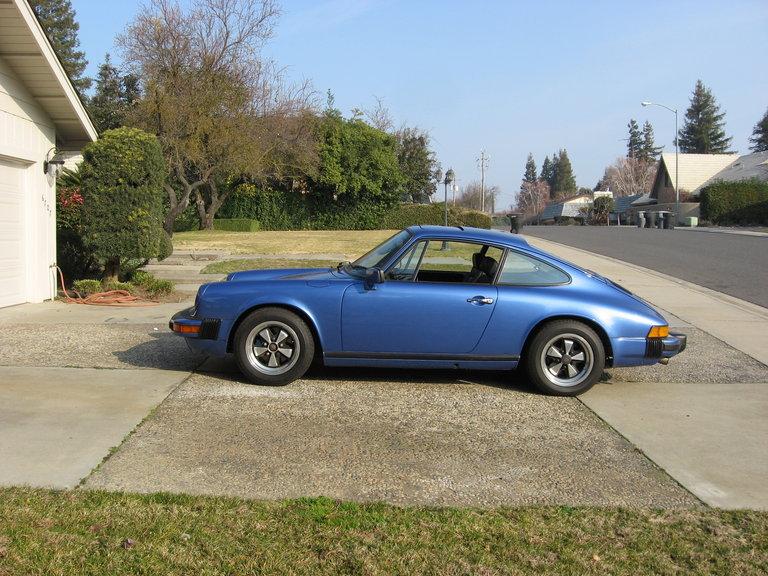 1976 - porsche, 911S